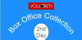 Rakshasudu 2nd Day Box Office Collection