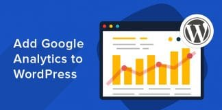 How To Add Google Analytics In Wordpress