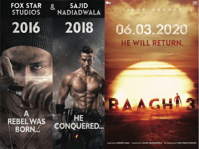 Baaghi 3 Full Movie