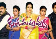 Kumkuma Puvvu Daily Serial