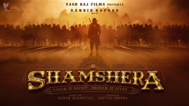 Shamshera Full Movie