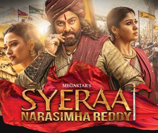 Sye Raa Narasimha Reddy Box Office Collection