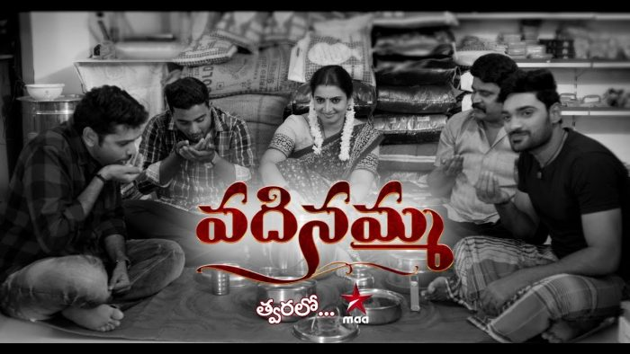 Vadinamma Daily Serial