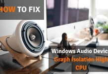 Fix Windows Audio Device Graph Isolation