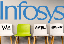 Multiple Job Openings at Infosys