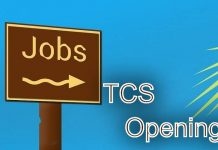TCS Hiring Multiple Posions