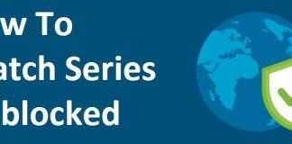 Watch Series Unblocked