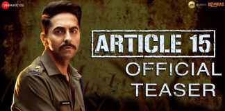 Article 15 Full Movie Download Freshmaza