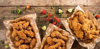 The five mistakes of incorrectly deep-frying chicken