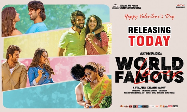 World Famous Lover Full Movie Download Movierulz