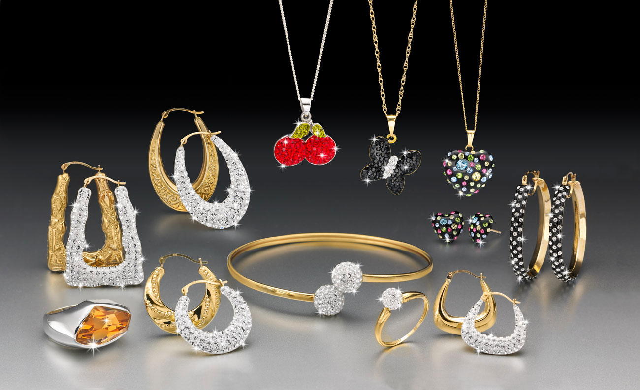 Luxurious jeweler's Collection Online