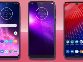 Top 3 smartphone models expected to be available in 2020