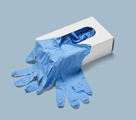 USE OF GLOVES